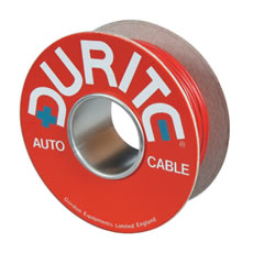 Single Core PVC Auto Cable - 4.50mm²