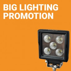 Big Lighting Promotion