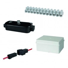 Connectors, Bus Bars and Junction Boxes