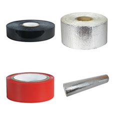 Harness Accessories and Tapes