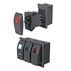 Modular Rocker Switches