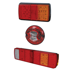 Rear Combination Lamps