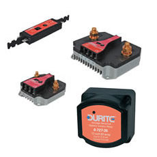 Voltage Sensitive Battery Isolators