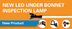 New 120-LED Under Bonnet Inspection Lamp!