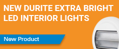 NEW Durite Extra Bright LED Interior Lights
