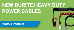 NEW Durite Heavy Duty Power Cables