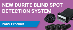 NEW Durite Blind Spot Detection System