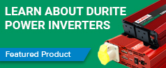 DURITE QUALITY POWER INVERTERS