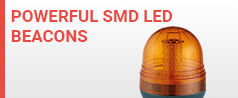 Powerful SMD LED Beacons