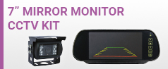 Mirror monitor kit