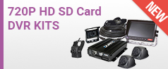 New 720P HD SD DVR Kits