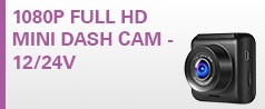 1080P Full HD Mini Dash Cam