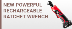 NEW Powerful Rechargeable Ratchet Wrench