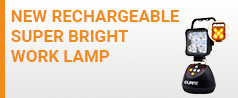 NEW Rechargeable Super Bright Work Lamp