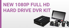NEW 1080P DVR Kit