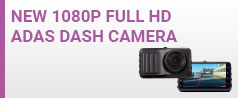 NEW 1080P ADAS Dash Camera