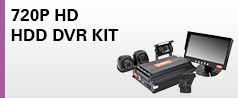 720P HD HDD DVR Kit