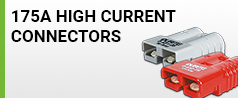 175A High Current Connectors