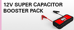 NEW 12V Super Capacitor