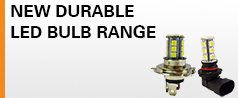 NEW Durable LED Bulb Range