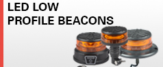 New Low Profile LED Beacons