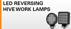 NEW LED Reversing Hive Work Lamps