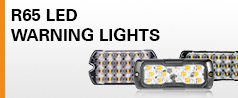 New LED Warning Lights