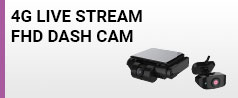 New 4G Live Stream Full HD Dash Cam