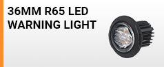 36mm R65 LED Warning Light