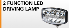 NEW 2 Function LED Driving Lamp