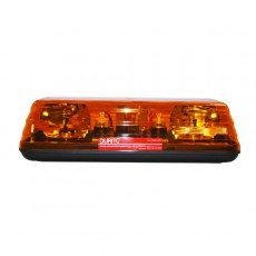 Amber rotating beacon light bar with magnetic fixing 1224v click to view full size version aloadofball Gallery